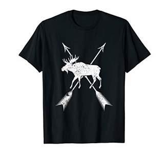 Hunter Colorado Elk Hunting: CO State Flag T-Shirt