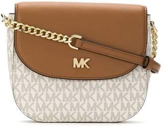 MICHAEL Michael Kors jacquard logo cross-body bag