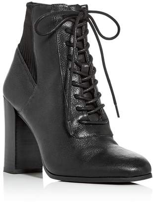 Kenneth Cole Women's Justin Block High-Heel Booties