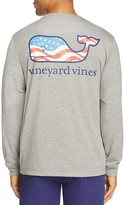 Vineyard Vines Waving Flag Tee