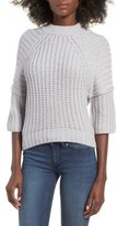 J.o.a. Rib Knit Sweater