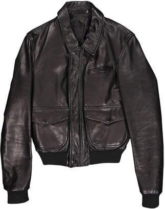 BLK DNM Black Leather Jacket for Women