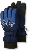 L.L. Bean Kids' Waterproof Flame Gloves