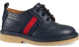 Gucci 'Darby' Oxford (Baby, Walker, Toddler & Little Kid)