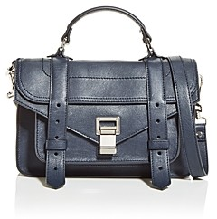 Proenza Schouler Lux Leather PS1 Tiny Crossbody