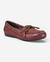 Eddie Bauer Women's Leather Moc