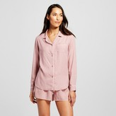 Gilligan & O Women's Pajama Set TENCEL® Blackberry Cream - Gilligan & O'Malley - Blackberry Cream