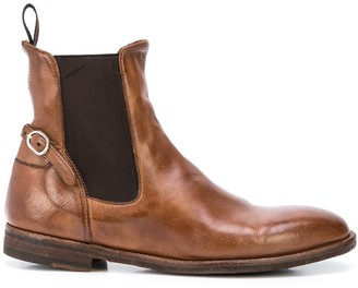 Officine Creative Sandie ankle boots