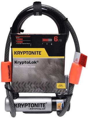 Kryptonite KryptoLok Mini 7 Flex U Lock