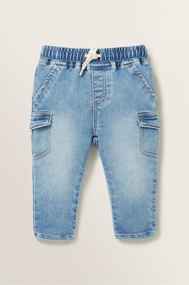 Seed Heritage Denim Terry Pant