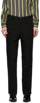 Cobra S.C. Black Canvas Classic Trousers