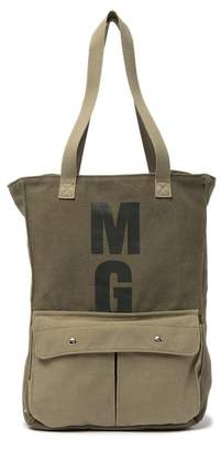 Madden-Girl Canvas Backpack Tote
