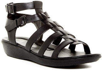 Clarks Manilla Parham Gladiator Wedge Sandal