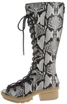 3.1 Phillip Lim Mallory Peep-Toe Boots w/ Tags