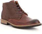 Ecco Men's Kenton Vintage Leather Plain-Toe Boots