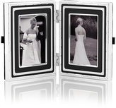 """Vera Wang Wedgwood With Love Folding 2"""" x 3"""" Picture Frame"""