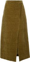 TOMORROWLAND front slit skirt