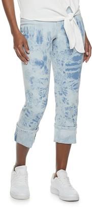 JLO by Jennifer Lopez Women's Flawless Sculpt Midrise Capri Jeans