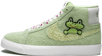 Nike SB Zoom Blazer Mid QS 'Frog Skateboards' Shoes - Size 5.5