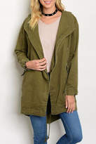 Cookie's Clothing Co Army Green Jacket