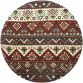 Surya Dream Plush Pile Hand Tufted Rug 8' Round