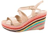 Kate Spade Multicolor Espadrille Wedges