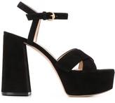 Gianvito Rossi Sheridan 70mm sandals