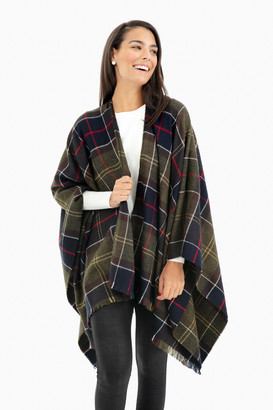 Barbour Staffin Tartan Serape