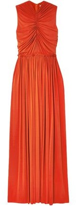 Jason Wu Gathered Stretch-jersey Gown