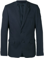 Calvin Klein Collection two button blazer - men - Cotton/Cupro - 50