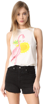 Sol Angeles Pink Flamingo Peek Tank