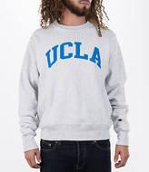 Champion Men's UCLA Bruins College Weave Crew Sweatshirt