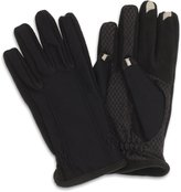 Isotoner smarTouch 2.0 Tech Stretch Men's Gloves Fleece Lined