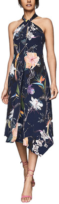 Reiss Yasminda Midi Dress