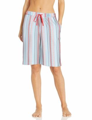 Karen Neuburger Women's Pajamas Cropped Pj Bermuda Short