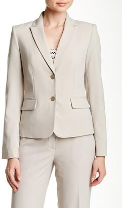 Calvin Klein Solid Blazer Jacket