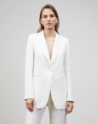 Lafayette 148 New York Charisma Cloth Whitney Blazer