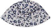 Esprit Girls Cotton Floral Print Hat