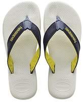 Havaianas Men Flip Flops Surf Pro - - Adult's Flip Flops, (37/38 Brazilian) (39/40 EU)