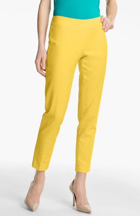 Vince Camuto Side Zip Pants