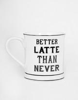 Sass & Belle Better Latte Mug