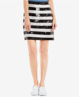 Vince Camuto Sequin A-Line Skirt