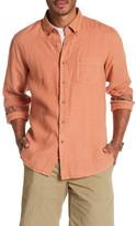 Tailor Vintage Long Sleeve Linen Shirt