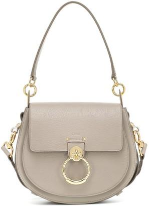 Chloã© Tess Large leather shoulder bag