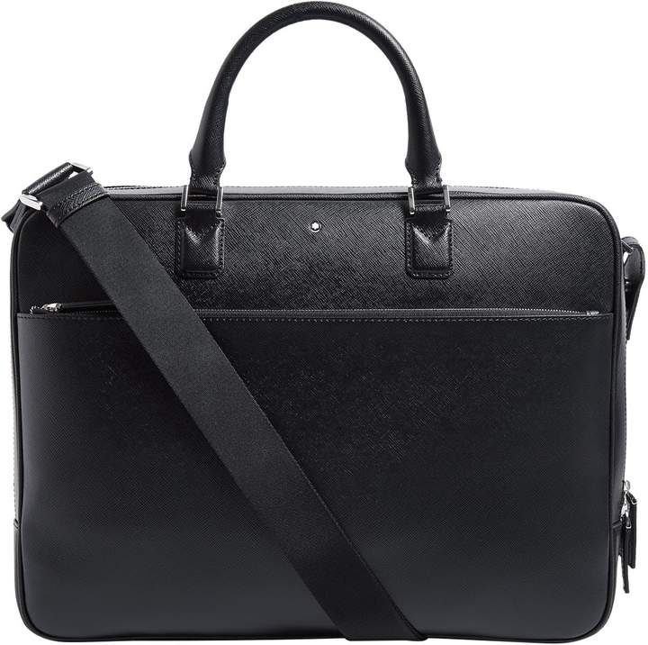 Montblanc Sartorial Leather Briefcase Portfolio
