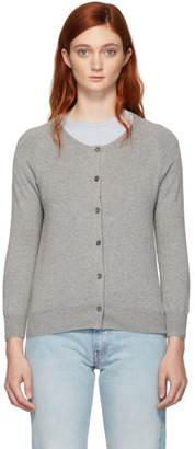Etoile Isabel Marant Grey Napoli Regular Knit Cardigan