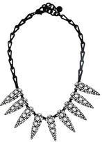 Lulu Frost Crystal Spike Necklace