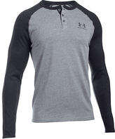 Under Armour Triblend Colorblock Henly T-Shirt