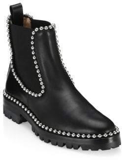 Alexander Wang Spencer Studded Chelsea Boots