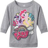 My Little Pony character tee - girls 4-6x